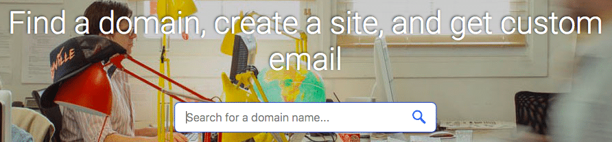 Google Domains Setup