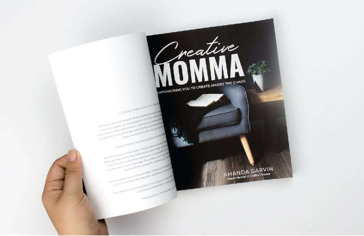 Image of Creative Momma book