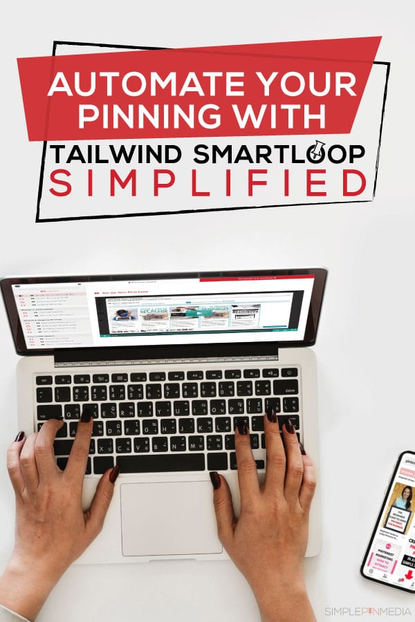 Ready to automate your pinning? Struggling with everything on the to-do list? Pinterest automation is here and such a lifesaver!! This is a great way to drive traffic to your site using Tailwind and is the best Pinterest marketing tip I have for you!
