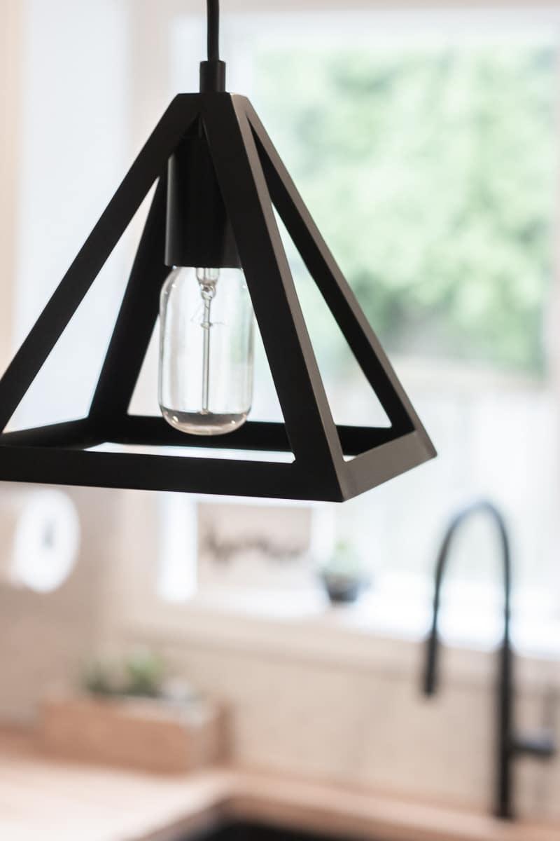 Image of mini pendant light